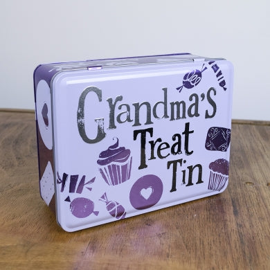 Grandma Treat Tin