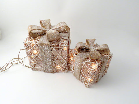 Small Parcel Lights