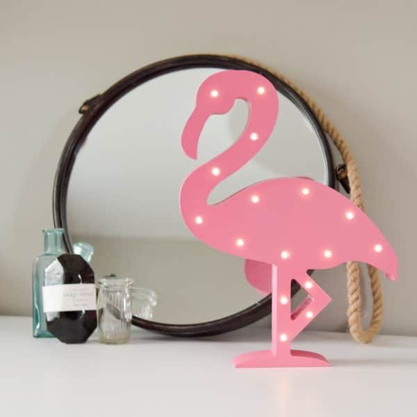 Light Up Flamingo