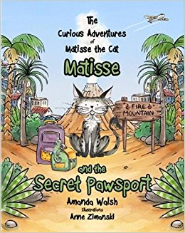 Matisse and the Secret Pawsport