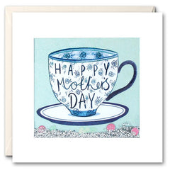Card: Happy Mothers Day Cup