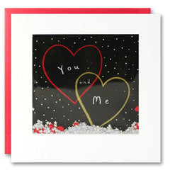 Card: You and Me
