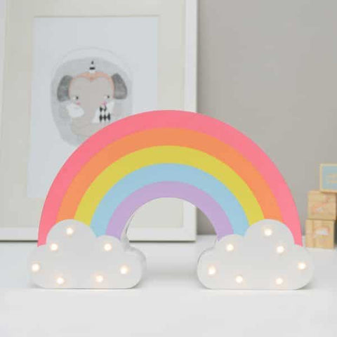 Light Up Rainbow
