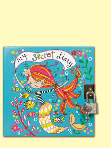 Mermaid Secret Diary