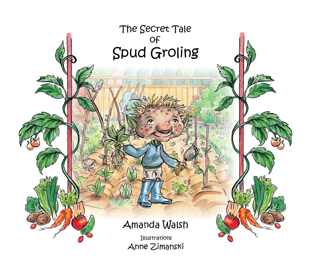 The Secret life of Spud Groling Book