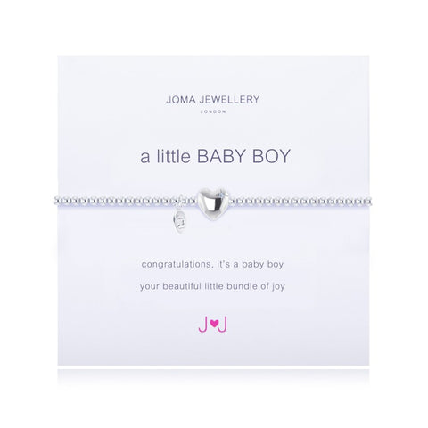 a Little 'Baby Boy' Bracelet