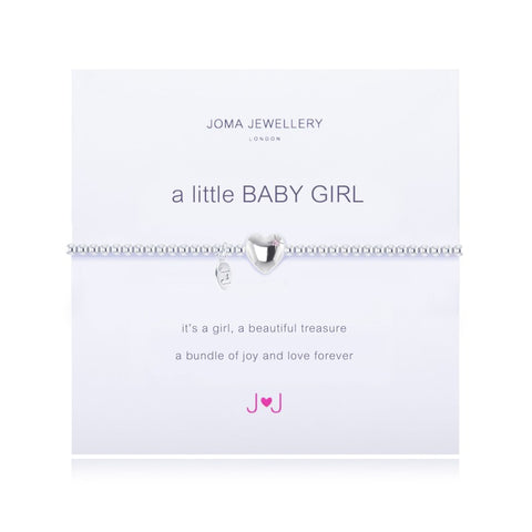 a Little 'Baby Girl' Bracelet