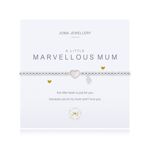 a Little 'Marvelous Mum' Bracelet