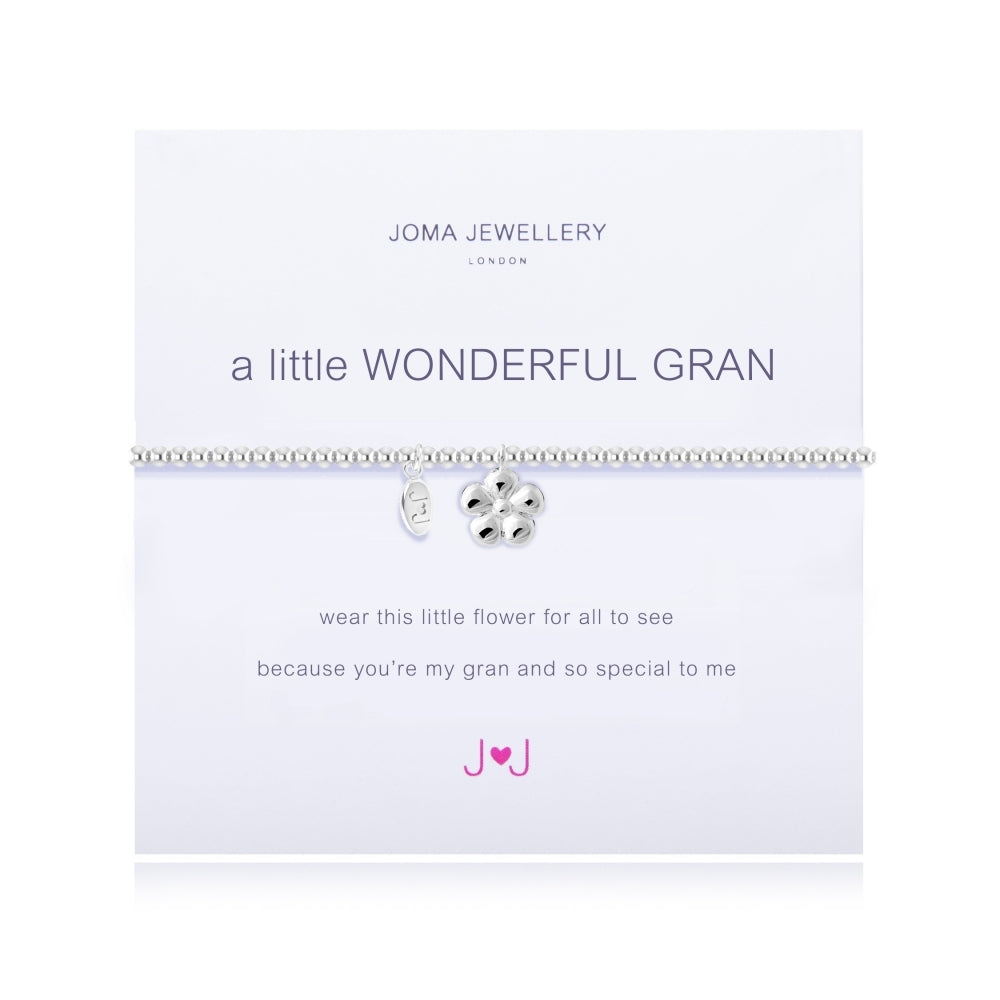a Little 'Wonderful Gran' Bracelet