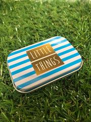Little Things Mini Tin