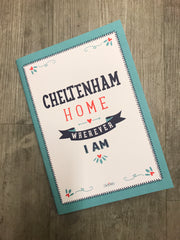 Cheltenham Notebook