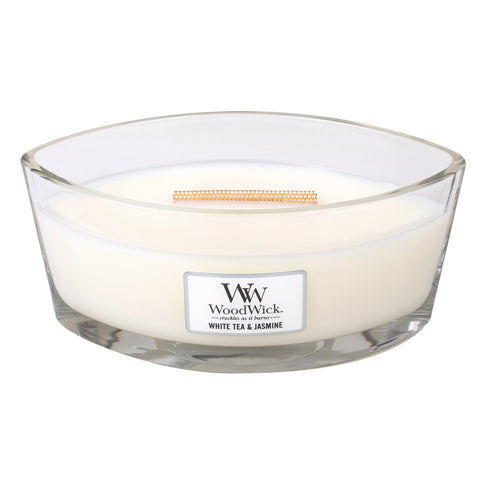 WoodWick Hearthwick - White Tea & Jasmin