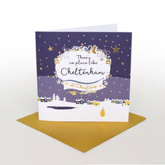 Cheltenham Christmas Card