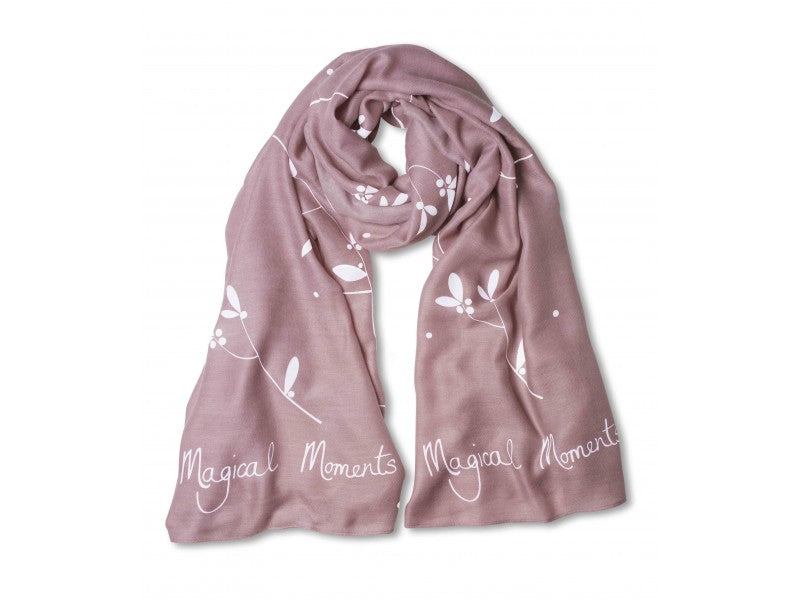 Sentiment Scarf - Magical Moments