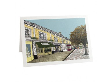 Card: Cheltenham Montpelliar Walk