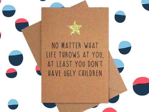 Card: Ugly Children