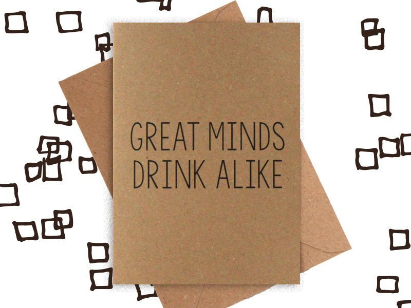Card: Great Minds