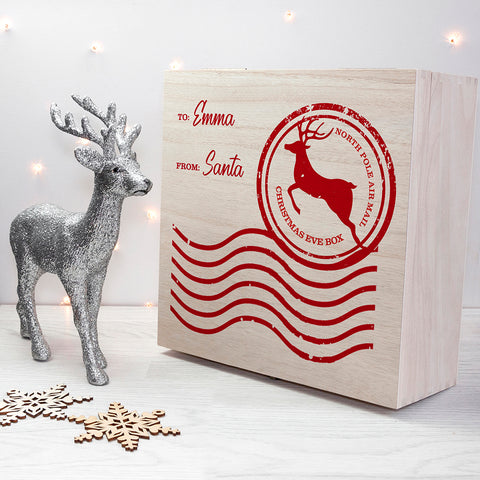 Large Christmas Eve Box - North Pole