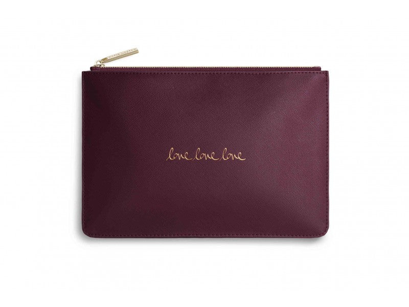 Perfect Pouch - Love Love Love