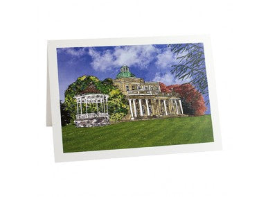 Card: Cheltenham Pump Room