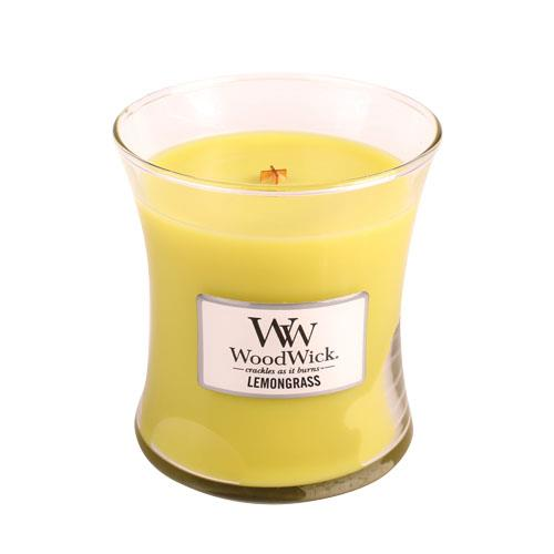 WoodWick Medium - Lemongrass