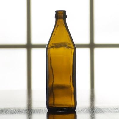 Bottles, 16 oz./500ml Amber