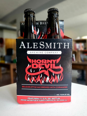 AleSmith Horny Devil Belgian Golden Ale