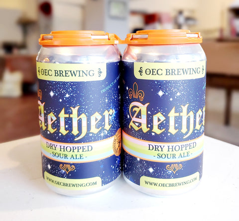 OEC Aether Dry-Hopped Sour