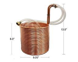 Wort Chiller, 50 ft.