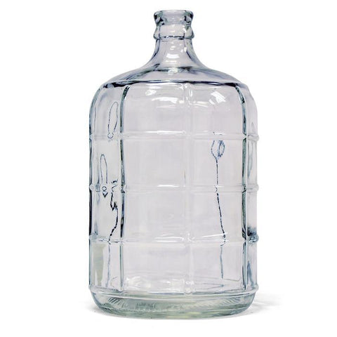 Glass Carboy 3 gal.