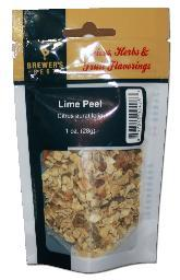 Lime Peel, 1 oz.