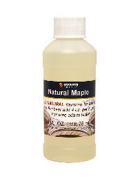 Natural Maple Flavoring Extract, 4 oz.