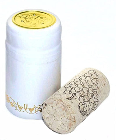 White/Gold Grapes Capsules