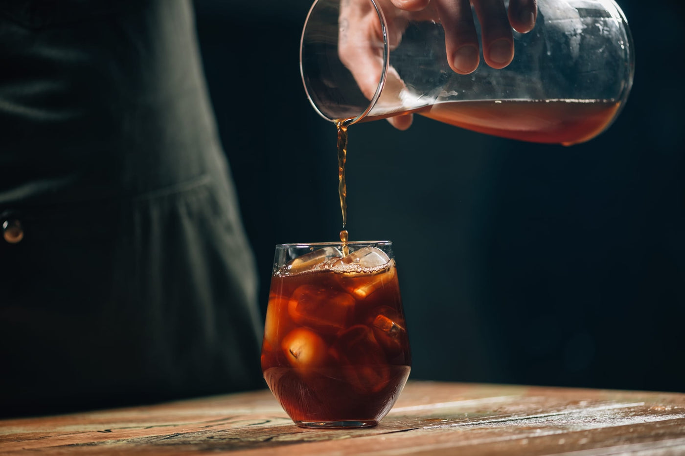 Learn how to brew iced coffee