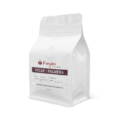 Specialty Decaf Colombia Palmera