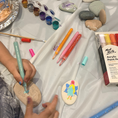 Expressions Creative | NSW Creative Kids Kits Rock Painting Packs