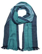 Load image into Gallery viewer, Alpaca Reversible Scarf