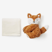 Load image into Gallery viewer, Fox Naptime Huggie