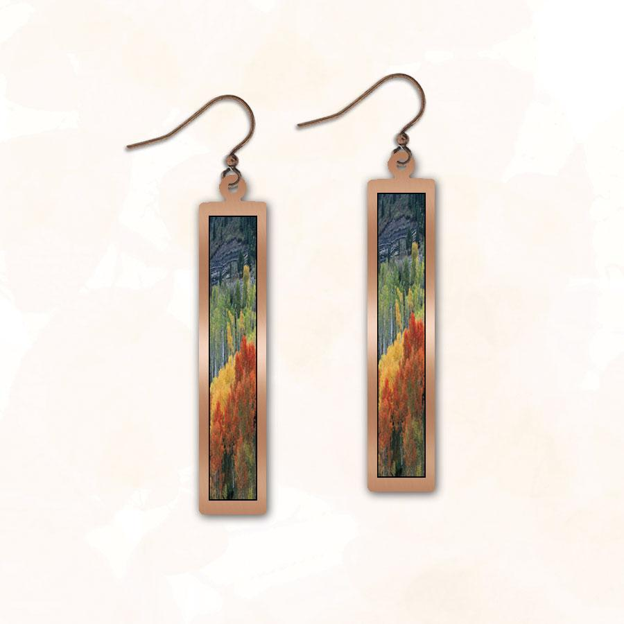 Tuscan Forest Earrings