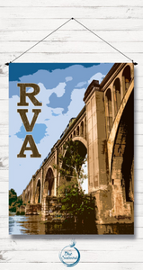 RVA Bridge Flag