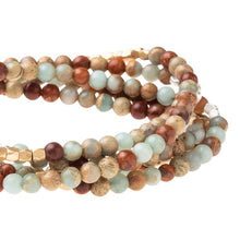 Load image into Gallery viewer, Aqua Terra - Bracelet/Necklace