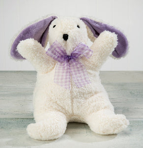 Lavender Bunny - Heatable Scented Plush