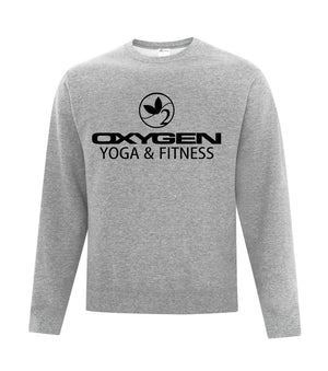 Oxygen Yoga Crewneck Sweater