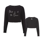 Meet me at the Barre Cropped Crewneck