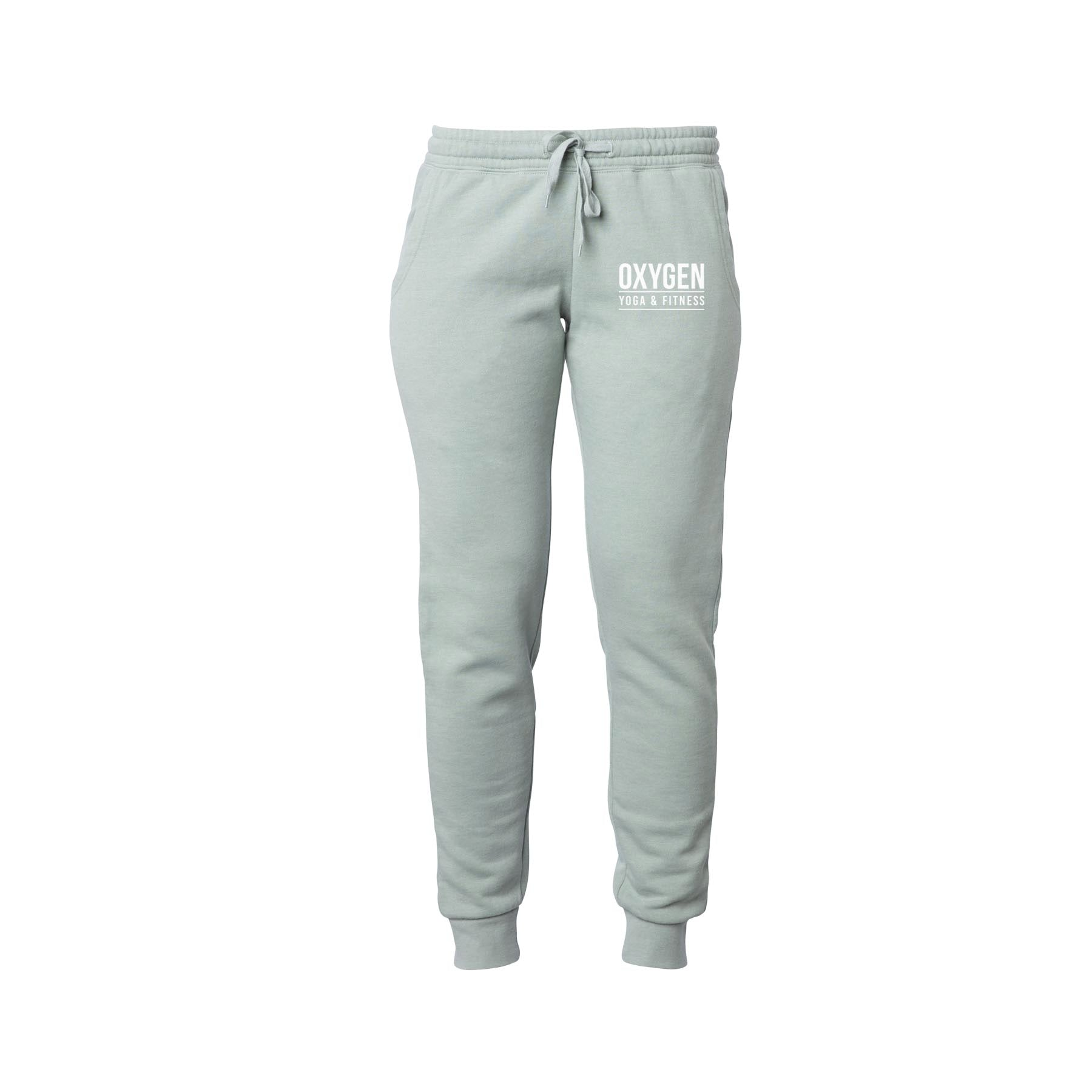 OYF Womens California Wave Wash Sweatpant