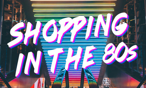 Let's Go Shopping — '80s Style!