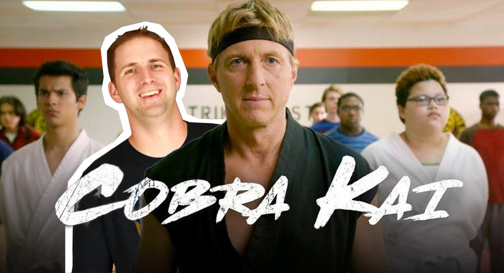 How I Got To Be A Featured Extra On Cobra Kai