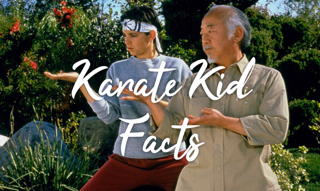 26 Facts about The Karate Kid That You Probably Don't Know