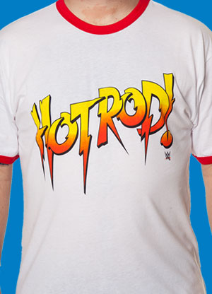 Roddy Piper Hot Rod Shirt