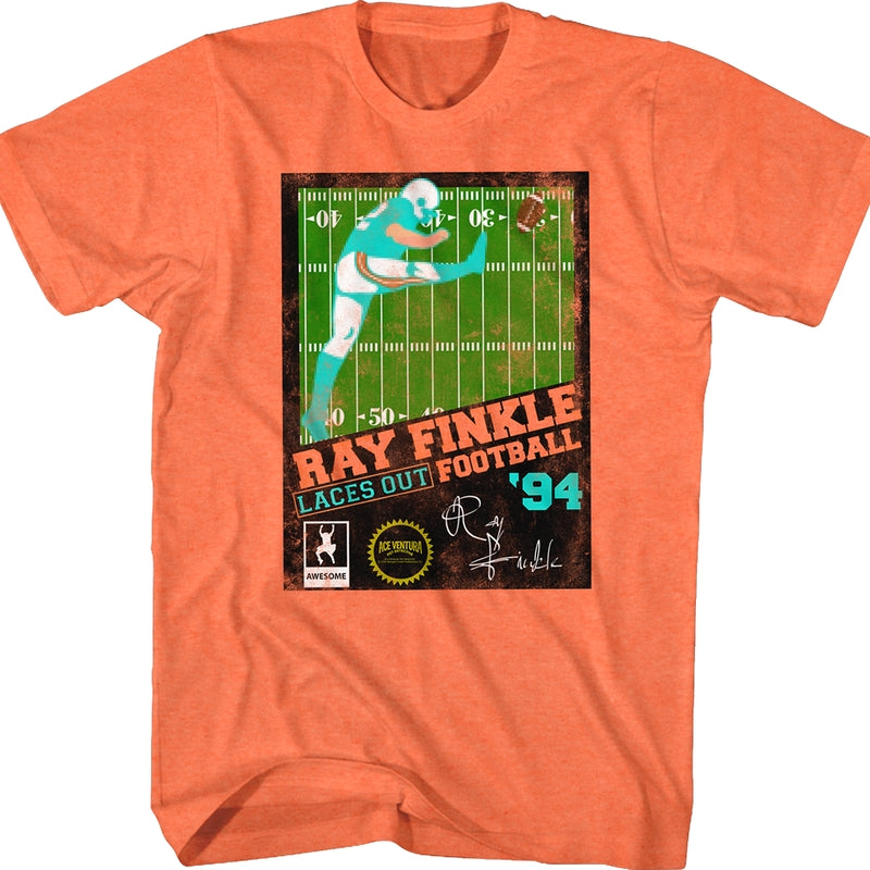 a4729601e07 Ace Ventura Ray Finkle Video Game T-Shirt: Ace Ventura Mens T-Shirt